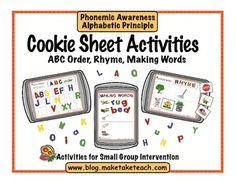 How many activities can you make with cookie sheets