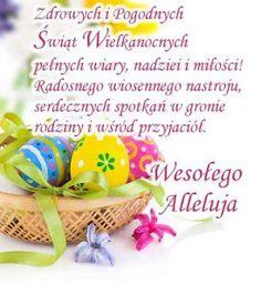 Kryśka szydełkuje: Zdrowych, pogodnych i rodzinnychŚwiąt Wielkanocny...