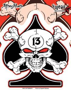 Lucky 13 | Lucky 13 Sticker