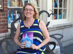 Tui Sutherland, author of Dragon Wings series