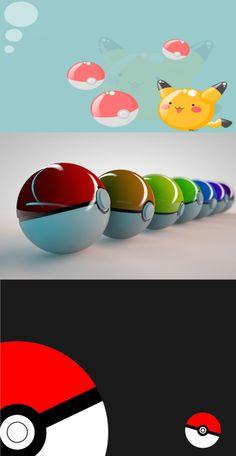 Pokemon Pokeball Black