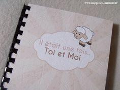 Happiness Moment: .. Joli Carnet de Grossesse - Pour Gaëlle ..