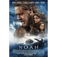 """Noah è il prescelto dal Creatore per eseguire le sue volontà. L'uomo deve costruire un'arca capace di contenere due esemplari di tutte le specie animali per metterli in salvo dall'arrivo di un diluvio che sommergerà tutte le terre emerse per lungo tempo. Il sacrificio di Noah e la sua devozione alla """"missione"""", però, lo mettono in aspro conflitto con la sua famiglia prima che con se stesso."""
