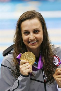 Rebecca Soni: U.S. Gold Medalists In London - Swimming Slideshows | NBC Olympics