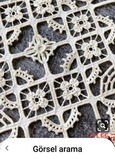 Needle Lace, Bobbin Lace, Needle And Thread, Stitch Games, Old Pocket Watches, Drawn Thread, Hardanger Embroidery, Point Lace, Crochet Borders