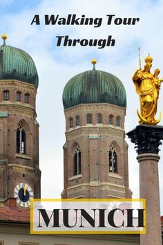 See the sights and learn about the history through this walking tour through Munich with kids - Germany with kids - The World Is A Book