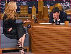 Watch: #NicoleKidman Reveals She Wanted To Date #J...