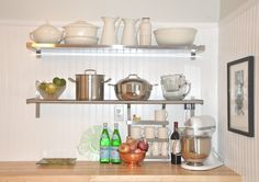 Stainless Floating Shelves Fascinating Stainless Steel Prep Table Small Cater Kitchen Food Adjustable Decorating Design
