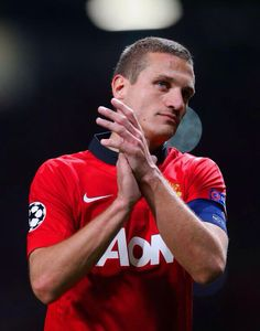 "MUTV expert Danny Higginbotham describes Nemanja Vidic, playing possibly his last United home CL match: ""He showed again that he's a warrior, a leader. He was immense."" 1.4.2014 What a massive loss to the club it will be when he leaves this summer."
