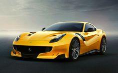 Ferrari F12tdf: eerbetoon aan legendarische Tour de France wegraces