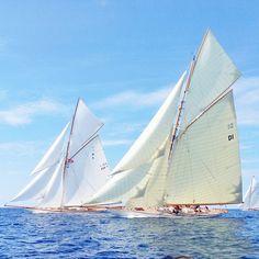 Défi 15m JI #Marseille #sailingboat #sailing