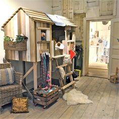 Ein Baumhaus für Zuhause