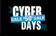 Мы объявляем онлайн распродажу «CYBERDAYS» ! С 28.11 по 02.12 в интернет-магазине вы сможете приобрести наши товары с максимальной скидкой до50%! http://goover-fashion.com