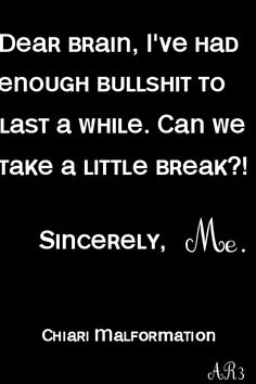 .Seriously how much is a person suppose to handle til they break?