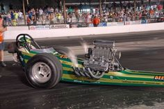 2015 Holley NHRA Hot Rod Reunion Cacklefest Photo Gallery