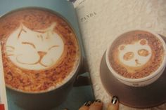 Fantastic Pieces of Latte Art