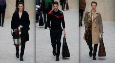 Burberry Prorsum Fall/Winter 2014 Menswear Collection
