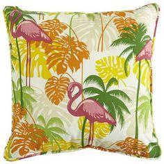 Peyson Flamingo Pillow