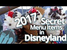 Disneyland Has a Secret Food Menu You Might Wanna Know About! | Qui West | 99.1 KGGI