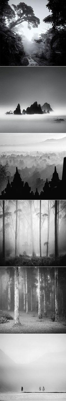 Superbe série du photographe Hengki Koentjoro Voici une superbe série noir et blanc d'Hengki Koentjoro photographe Indonésien. Sur son profil, il se consid