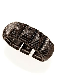 CARA COUTURE  Pave Detail Bracelet
