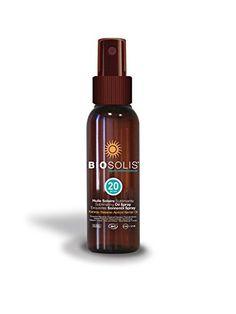 Sonnenöl Spray von Biosolis - Auf stilbot.com findest du die schönsten Produkte von Amazon. Ausgewählt von einer Community mit gutem Stil.