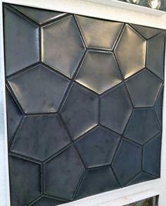 Black & Bronze Tile by Daniel Ogassian — KBIS 2012