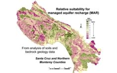 A network of basins and wells, designed by geologists, can channel storm runoff into natural underground vaults before it vanishes into the sea Scientific American, Monterey County, Water Resources, Science And Technology, Science Nature, Geology, Basins, Wells, California