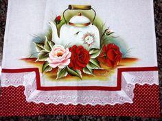 barrados de pano de prato em tecido - Pesquisa Google