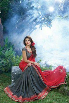 Treat your beautiful mother to a designer sari this Mother's Day! #mothersday #bangalore #sari #designersari
