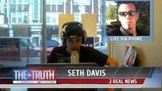 The Truth is Stranger Than Fiction with Pete Wichert 4-2-15 Seth Davis 2RealNews
