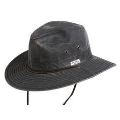 Tracker Water Resistant Cotton Outback Hat. Conner Hats e4f0626d00de