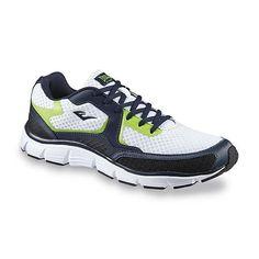 online store c8559 8759b Everlast® Men s Lester White Navy Black Green Running Shoe