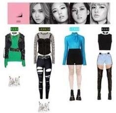 Kpop Fashion Outfits, Stage Outfits, Blackpink Fashion, Korea Fashion, Dance Outfits, Korean Outfits, Daily Fashion, Pink Outfits, Cute Outfits