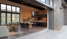 sun valley shack by signum architecture