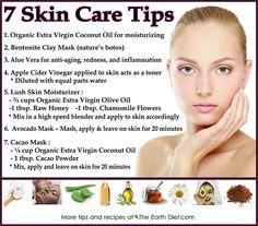 Natural Skin Quotes