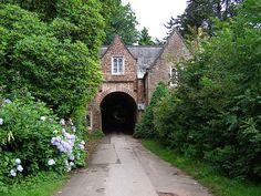 Cockington Lower Lodge Built by Rev Roger Mallock in the 1840s  David Dixon