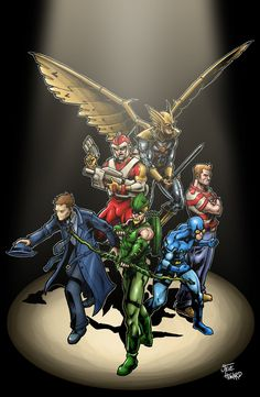 DC2 Secret Society of Super Villains by Steven Howard