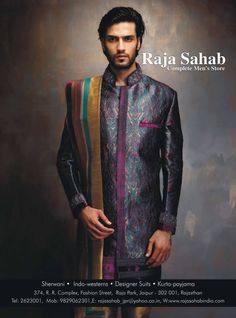 Raja Sahab Complete Men's Store