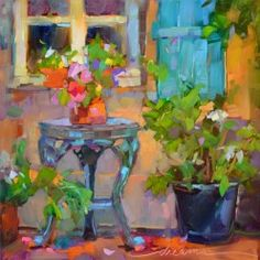 Dreama Tolle Perry » Artist and Writer » France, Italy and More