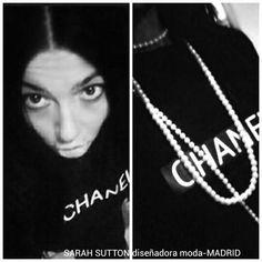 Sarah Sutton diseñadora moda.blogger-Madrid.