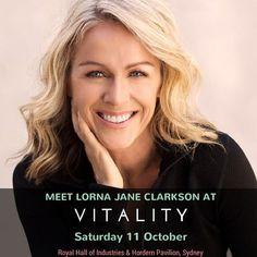 Lorna Jane Vitality Expo