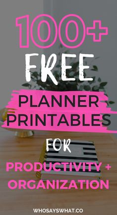 FREE Planner Printables To Organize Your Entire Life Free Planner Printables -- FREE Planning Printables -- Planner Printables Templates FREE -- Daily Planner Prinatbles Planner Tips, Free Planner, Happy Planner, Free Printable Planner, 2015 Planner, Work Planner, Online Daily Planner, Free Printables For Organizing, Weekly Budget Planner