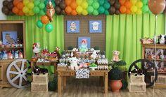 festa aniversário fazendinha - Pesquisa Google