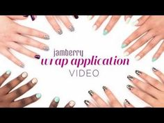 Do you wear Jamberry wraps? YOU MUST WATCH THIS!  Jamberry Official Wrap Removal Video