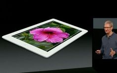 And they say there are no surprises at Apple events! Apple just released a new fourth generation iPad. Six months after the iPad there's a new iPad. The new iPad features a ne Sell Ipad, Gadget Magazine, Internet Marketing Company, Mobile News, Apple New, Ipad 4, Cool Tech, Mobile Marketing, Technology Gadgets