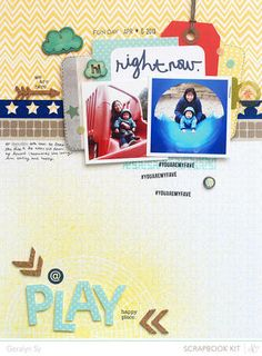 Play - @Abbey Adique-Alarcon Phillips Mounier Calico May Kit