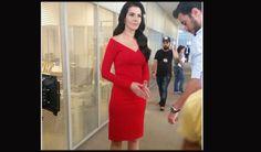 Kaderimin Yazıldığı Gün 35.Bölüm Elif'in Kırmızı Elbisesi...