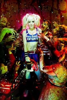 Lollipop Chainsaw!!!!   Need to get off my ass and buy this already! :D