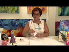 This wonderful technique by Donna Downey creates a beautiful background using one medium we're all familiar with- school glue! This background would be wonderful for any craft project including journals, cards and layouts!